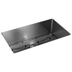 Click here to see Elkay EFRU311610TC Elkay Crosstown 16 Gauge Stainless Steel 32-1/2