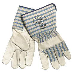 Click here to see Klein 40010 KLEIN 40010 LONG-CUFF GLOVES LARGE