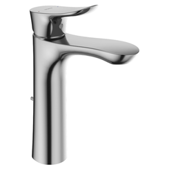 Click here to see Toto TLG01304U#CP TOTO GO 1.2 GPM Single Handle Semi-Vessel Bathroom Sink Faucet with COMFORT GLIDE Technology, Polished Chrome - TLG01304U#CP