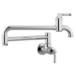 Click here to see Delta 1190LFL-DST Delta 1190LFL-DST Broderick Wall Mount Pot Filler, Chrome