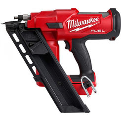 Click here to see Milwaukee 2745-20 Milwaukee 2745-20 M18 Fuel 30 Degree Framing Nailer