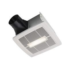 Broan QTXE110150DCSL QTDC 110/130/150 CFM Bathroom Exhaust ...