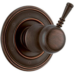 Click here to see Brizo T60910-RB Brizo T60910-RB Traditional 6-Setting Diverter Trim, Venetian Bronze