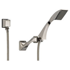 Click here to see Brizo 85830-PN Brizo 85830-PN Polished Nickel Virage Wall-Mount Hand Shower