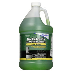 Click here to see Nu Calgon 4287-08 Nu-Calgon 4287-08 Nickle Safe Liquid Ice Machine Cleaner, 1 Gallon