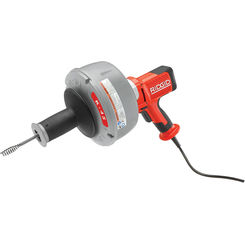 Click here to see Ridgid 35473 Ridgid 35473 Model K-45AF Autofeed Drain Cleaner w/ ICC and Inner Drum