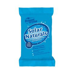 Click here to see Cargill 100012455 Diamond Crystal 100012455 Extra Coarse Water Softener Solar Salt, 50 lb Bag, White, Crystaline Solid