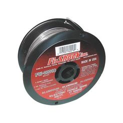 Click here to see Fi-Shock FW-00018D Fi-Shock FW-00018D Electric Fence Wire, 17 ga Wire, 250 ft L, Aluminum