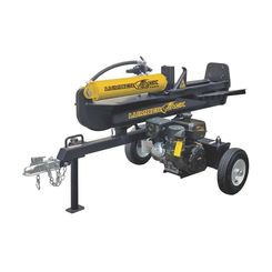 Click here to see Lumber Jack YTL-014-700 LUMBER JACK LSP35 Log Splitter 26 in L Log, 35 ton, 429 cc