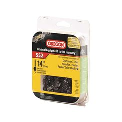 Click here to see Oregon S52 Oregon S52 Premium Replacement Chain Saw Chain, 3/8 in X 14 in