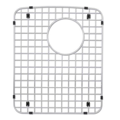Click here to see Blanco 221008 Blanco 221008 Stainless Steel Sink Grid (Double-Bowl Left-Hand Sink)
