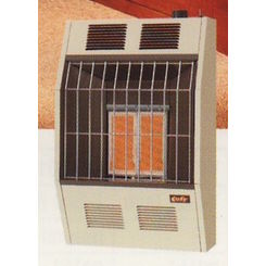 Click here to see Cozy VFT102 Cozy VFT102 Propane Gas Infrared Vent-Free Heater, Neutral Bone