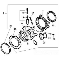 Click here to see Ridgid 39980 Ridgid 39980 Ring, Spring Gauge Plate 65R