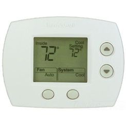 Click here to see Honeywell TH5320C1002 HONEYWELL TH5320C1002 FOCUSPRO 5000 NON-PROGRAMMABLE DIGITAL THERMOSTATS, BACKLIT