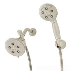 Click here to see Speakman VS-113011-BN Speakman Vs-113011-Bn Alexandria Brushed Nickel Hand Shower With Shower Head