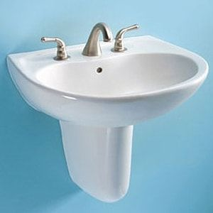 Wall Mount Bathroom Sinks Image