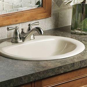 Drop-In Bathroom Sinks Image