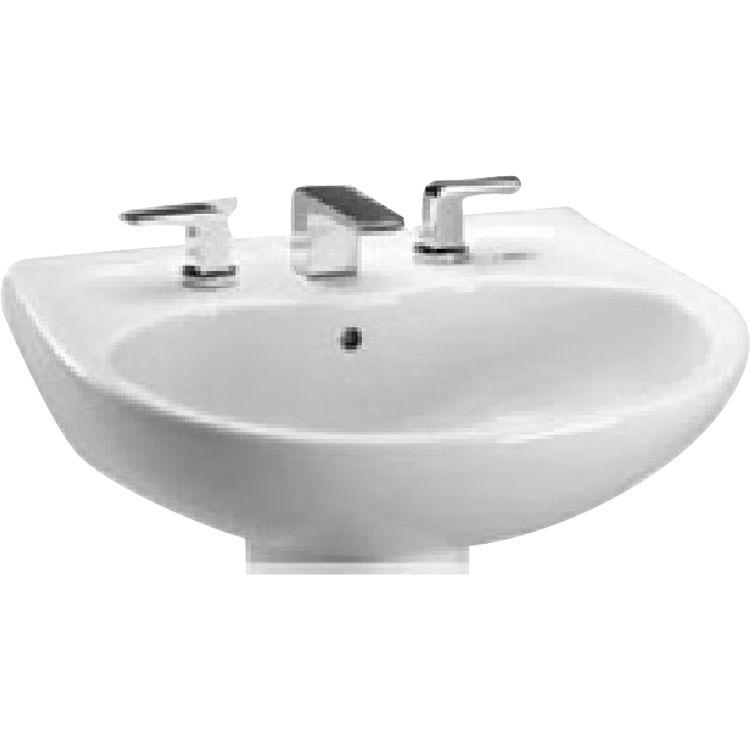 Toto LT241.8#51 Supreme Pedestal Sink Basin   PlumbersStock
