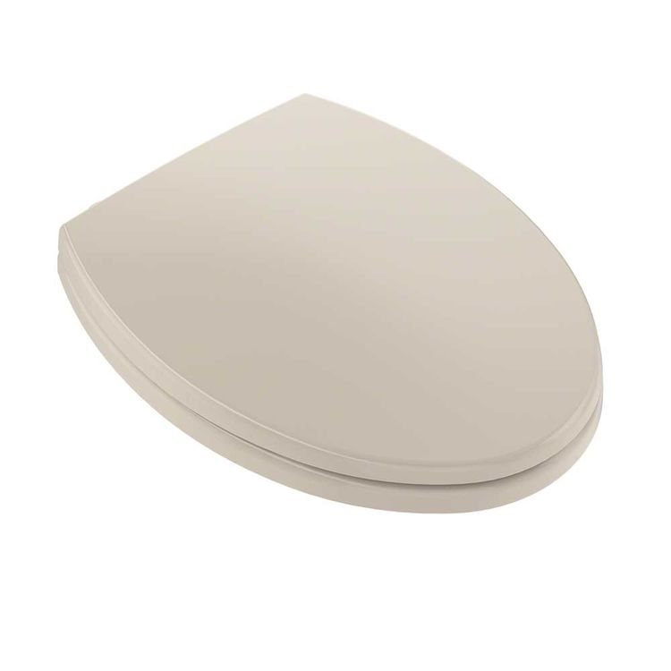 Toto SS114#03 Bone Softclose Slow Close Elongated Toilet Seat With Cover