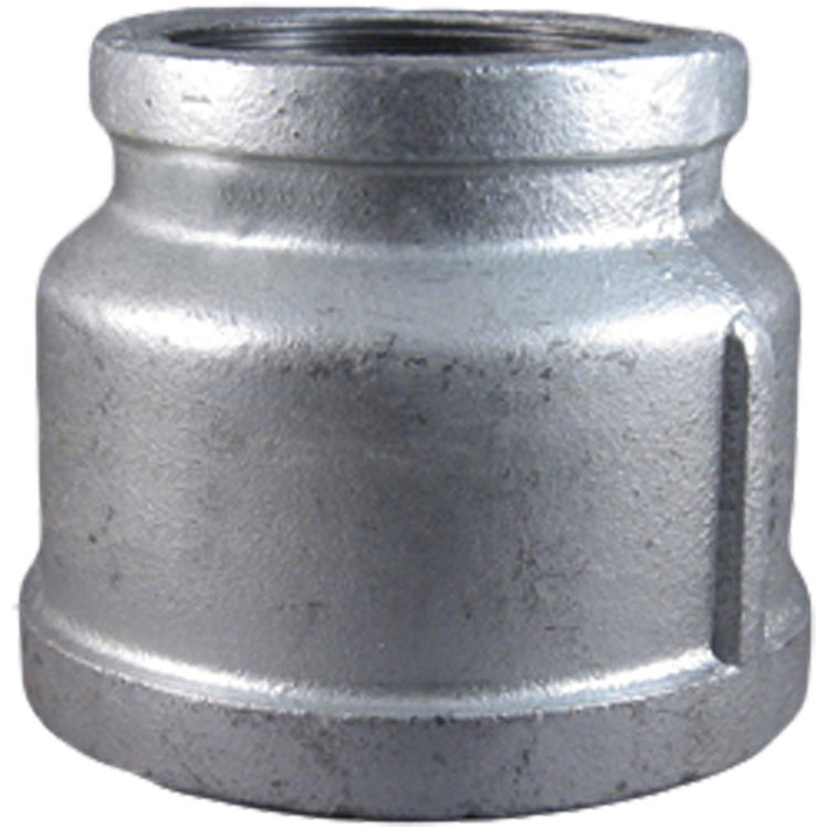 Commodity  GALBR1121 Galvanized Bell Reducer, 1-1/2