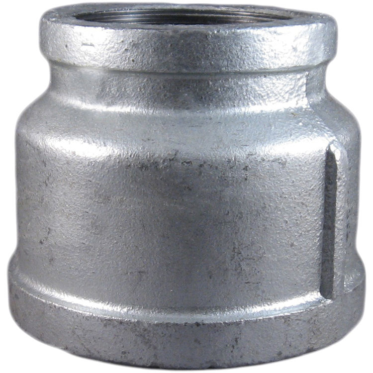 Commodity  GALBR2112 Galvanized Bell Reducer, 2