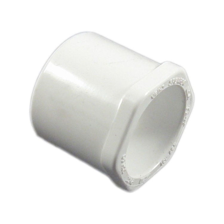 View 3 of Commodity  PVCB134 Schedule 40 PVC Bushing, 1 x 3/4 Inch