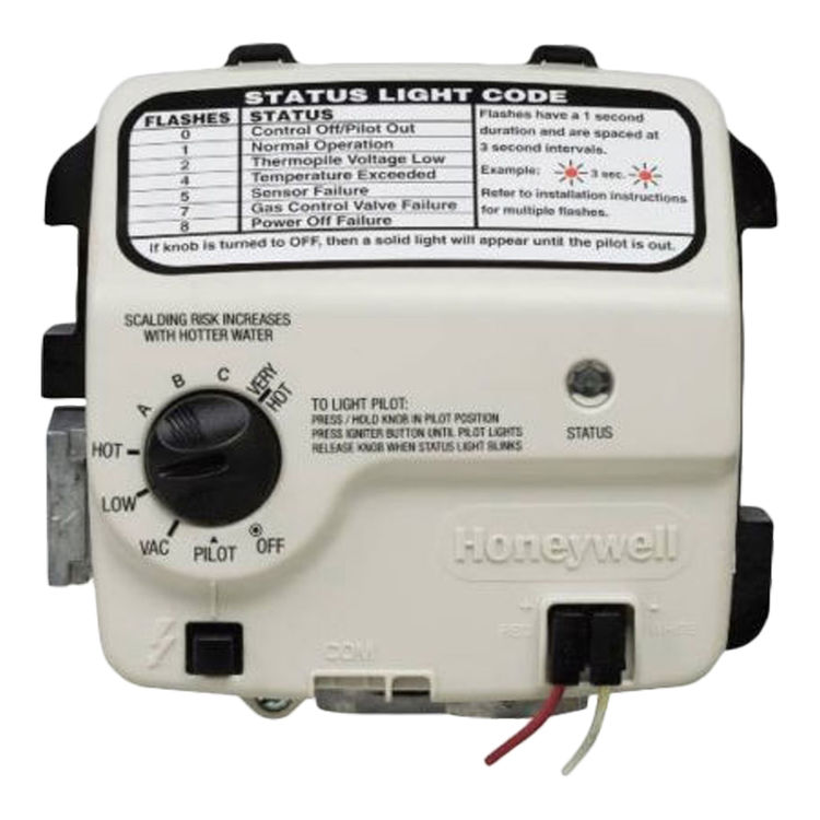 American 6911131 Honeywell Gas Control Valve Replacement for American Water Heater 100112336 - Natural Gas - Honeywell 6911131