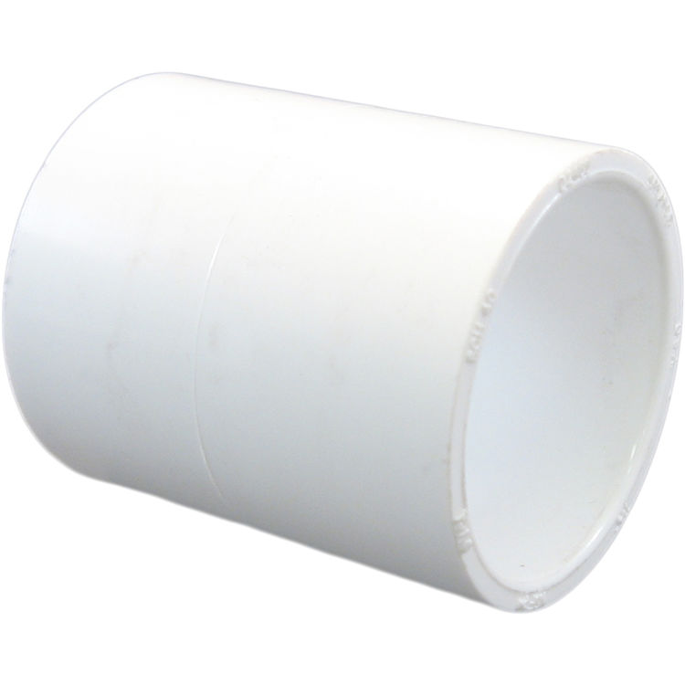 Commodity  PVCCUP212 Schedule 40 PVC Coupling, 2-1/2 Inch