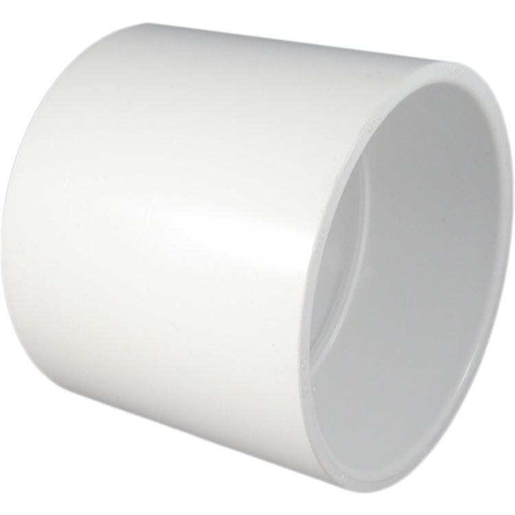 Commodity  PVCCUP4 Schedule 40 PVC Coupling, 4 Inch
