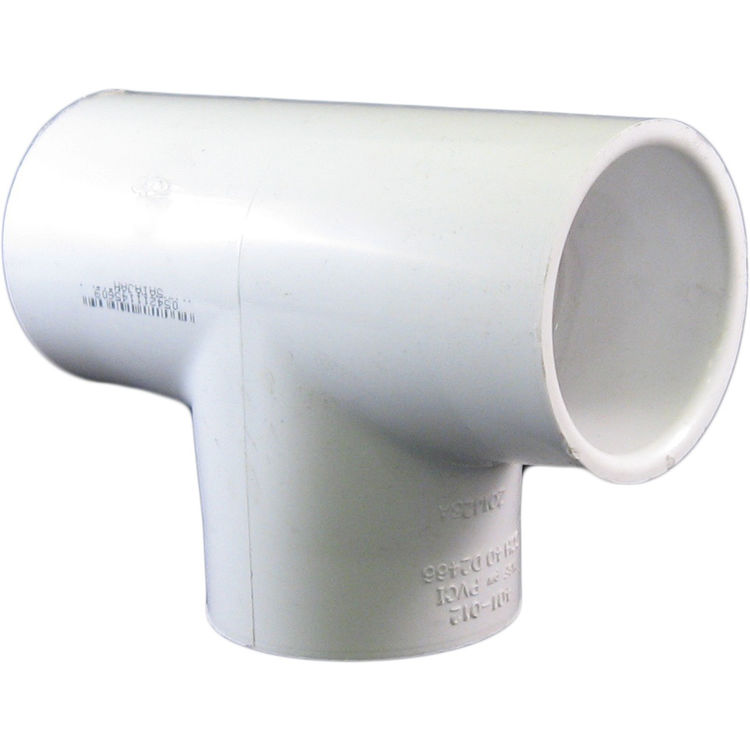 Commodity  Schedule 40 PVC 1-1/4 Inch Tee