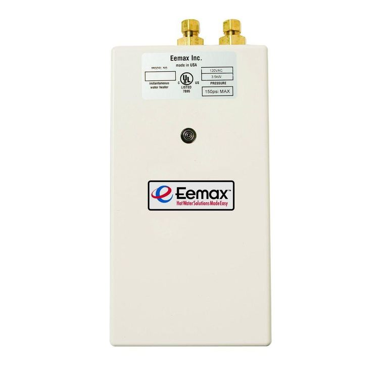 Eemax SP3512 EEMax SP3512 Electric Tankless Water Heater