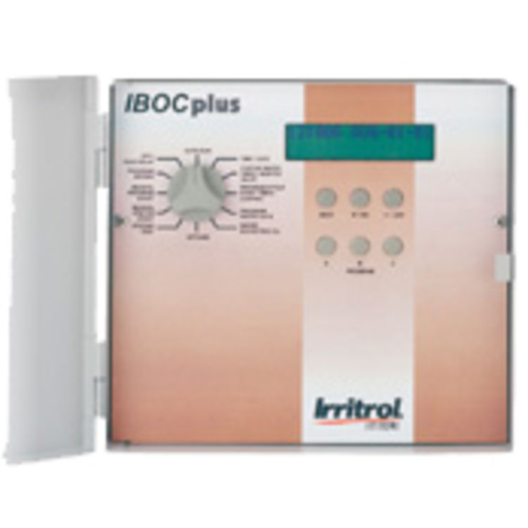 Irritrol IBOC-4PLUS Battery Operated 4 Station Commercial Controller
