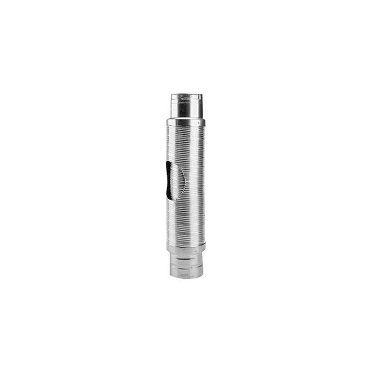 Metal-Fab MDWF0305 Metal-Fab MDWF0305 B-Flex Double-Wall Flexible Type B Vent Pipe Length - 3 Inch Diameter x 5 Foot