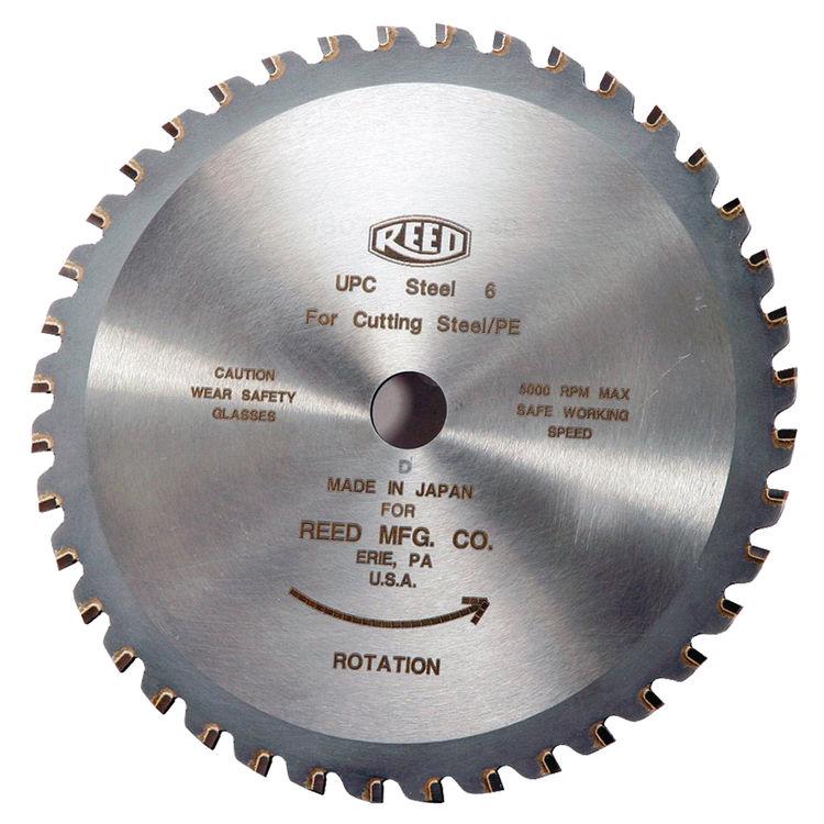 Reed UPCSTEEL6 Reed Manufacturing UPCSTEEL6 Blade For Steel/Pe