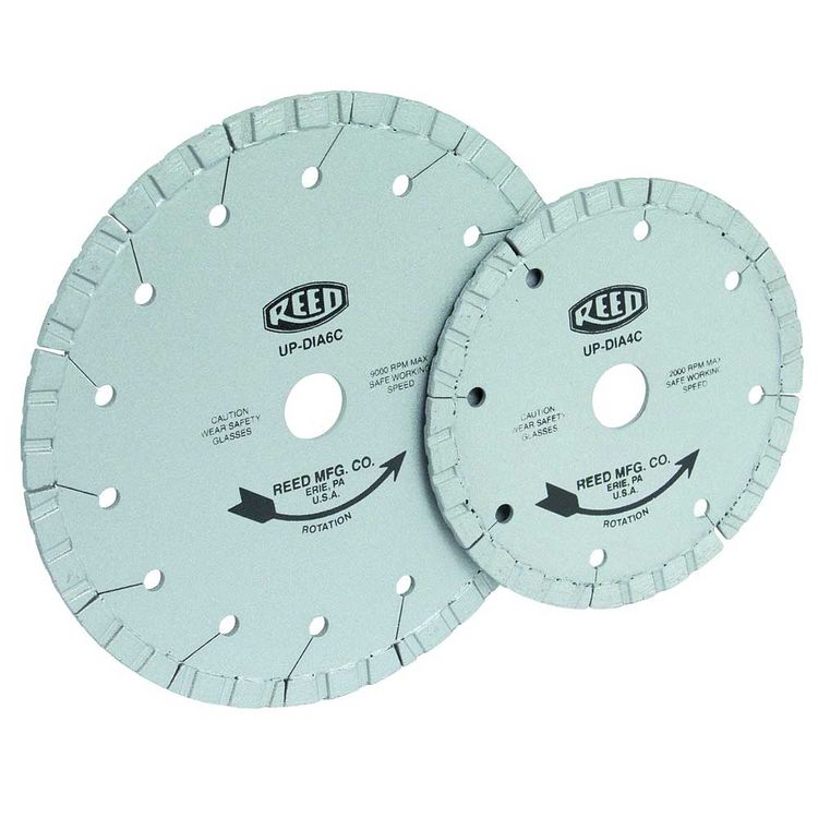 View 3 of Reed UPDIA6C Reed Manufacturing UPDIA6C Pipe Cutter Blade