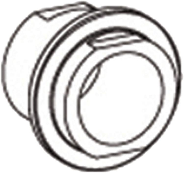 Moen 100080 Moen Commercial 100080 3 Function Transfer Valve Mounting Sleeve