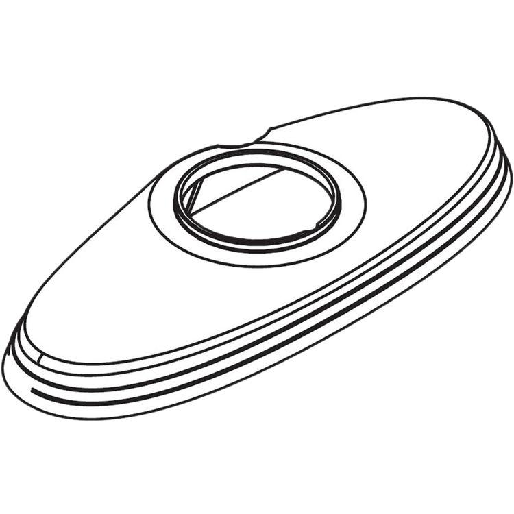 Moen 118881 Moen 118881 Part Deck Plate, 6102