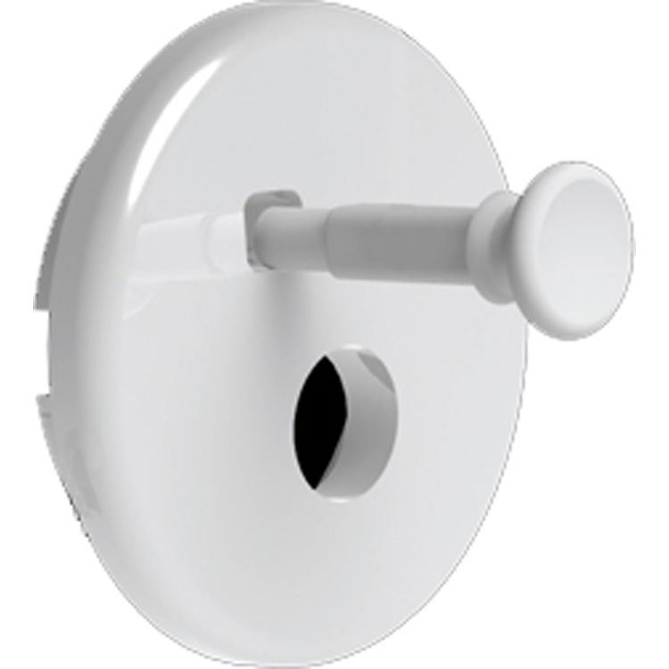 Lsp OBPS-200-W Pull Stop Box Paintable Trim Kit - White