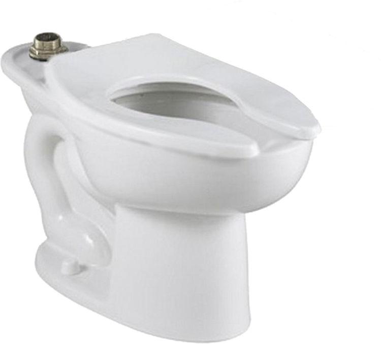 American Standard 3465.001.020 American Standard 3465.001.020 White Madera Elongated Toilet Bowl