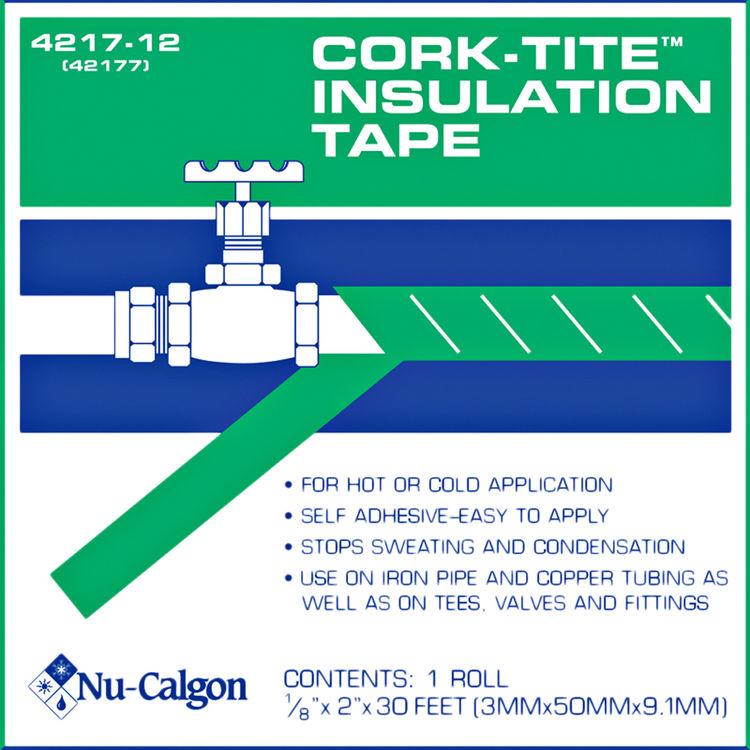 Nu Calgon 4217-12 Nucalgon 4217-12 Cork-Tite 2