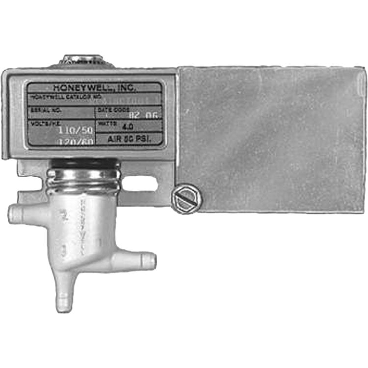 Honeywell RP418A1081 Honeywell RP418A1081/U Surface Mounted Electric / Pneumatic Relay