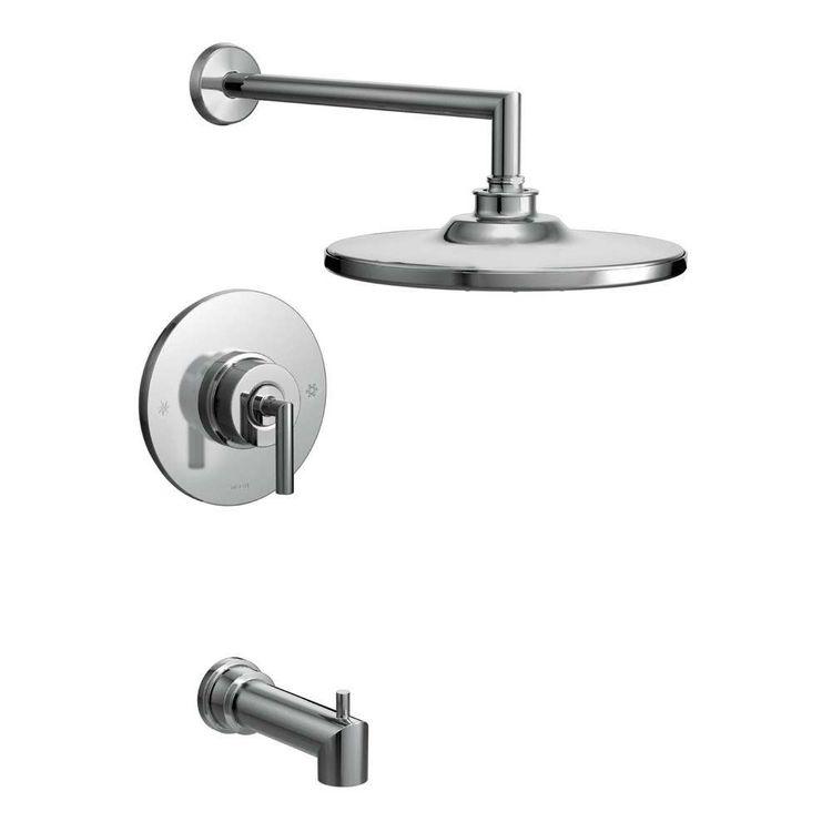 Moen TS22003EP Moen TS22003EP Arris Posi-Temp Tub/Shower Trim, Chrome