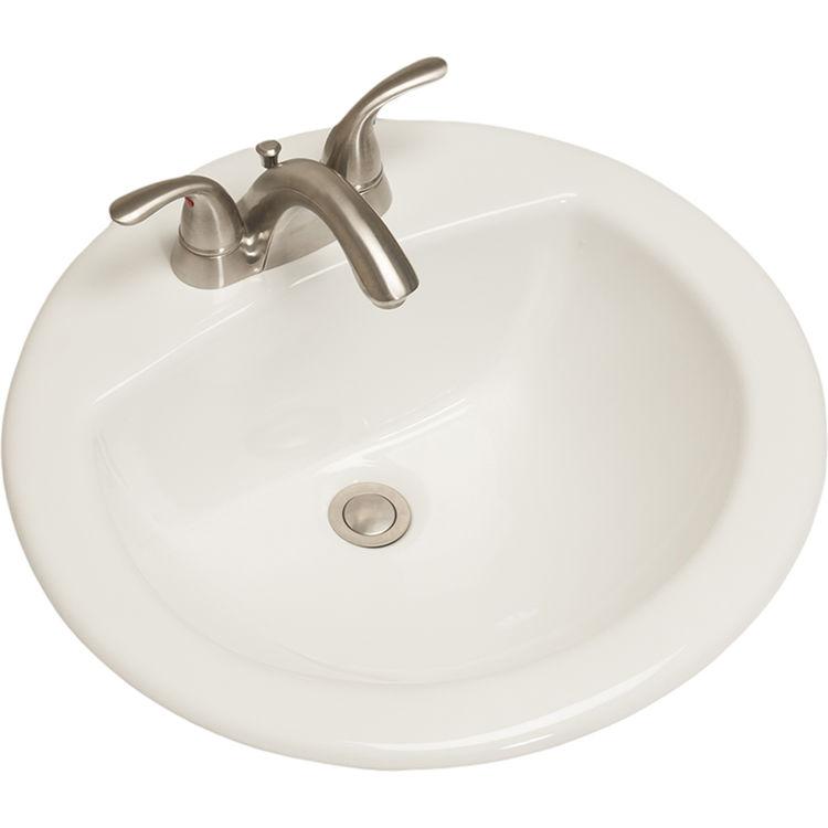 Western Pottery L173-8-W Redondo White 17