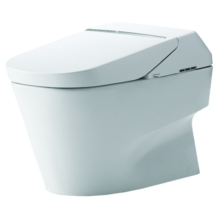 View 2 of Toto MS992CUMFG#01 TOTO Neorest 700H Dual Flush Toilet - 1.0 or 0.8 GPF, Cotton White - MS992CUMFG#01