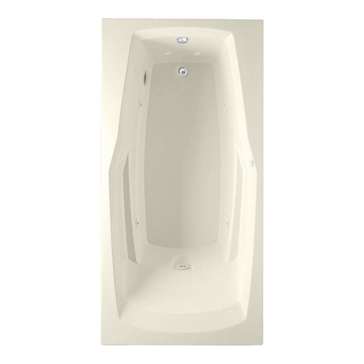 Aquatic Bath 4466531-BI Biscuit 66\