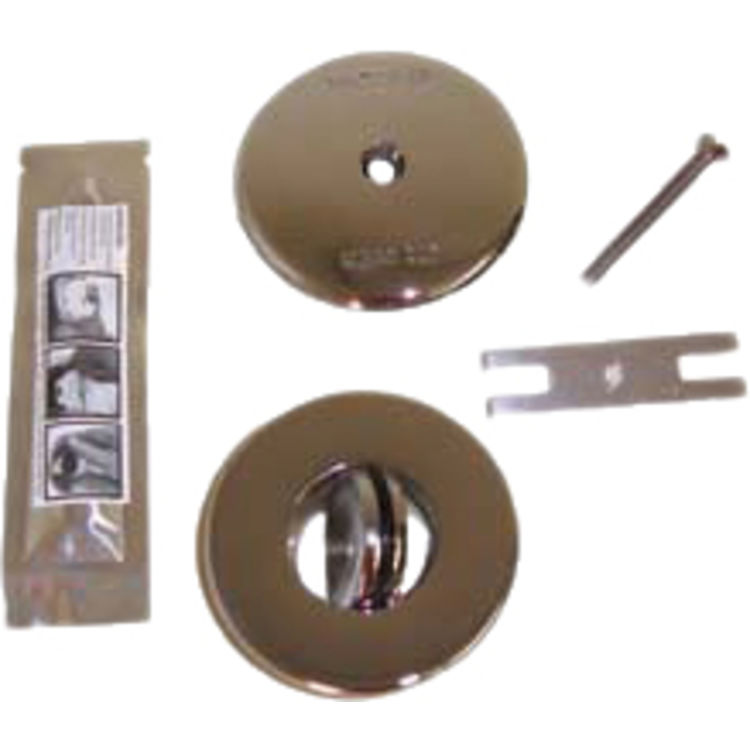 Watco 48100-BZ Watco 48100-BZ PresFlo Oil-Rubbed Bronze Single-Hole Trim Kit