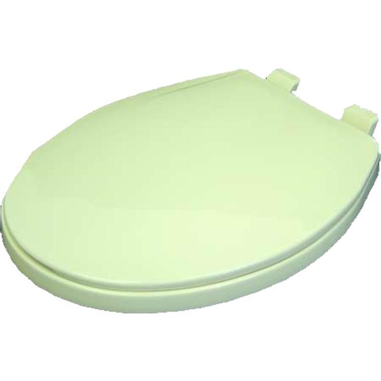Bemis 30-363 BEMIS 30-363 CLOSED FR ROUND PLASTIC TOILET SEAT ***DISCONTINUED ITEM***