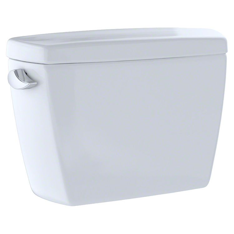 Toto ST744E#01 Toto Eco Drake Transitional E-Max 1.28 GPF Toilet Tank, Cotton White - ST744E#01