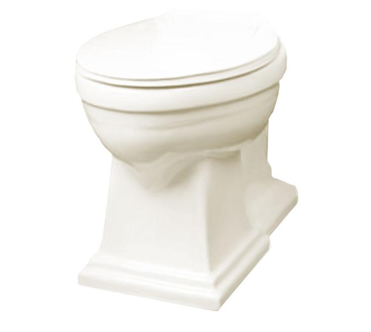 Mansfield 4147 Bisc Biscuit Brentwood Ada Elongated Toilet