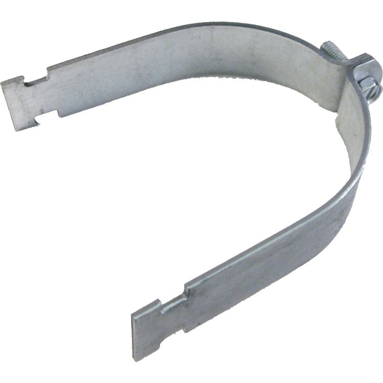 B-Line  The Unistrut UNI4 4 Inch Stainless Steel Pipe Clamp